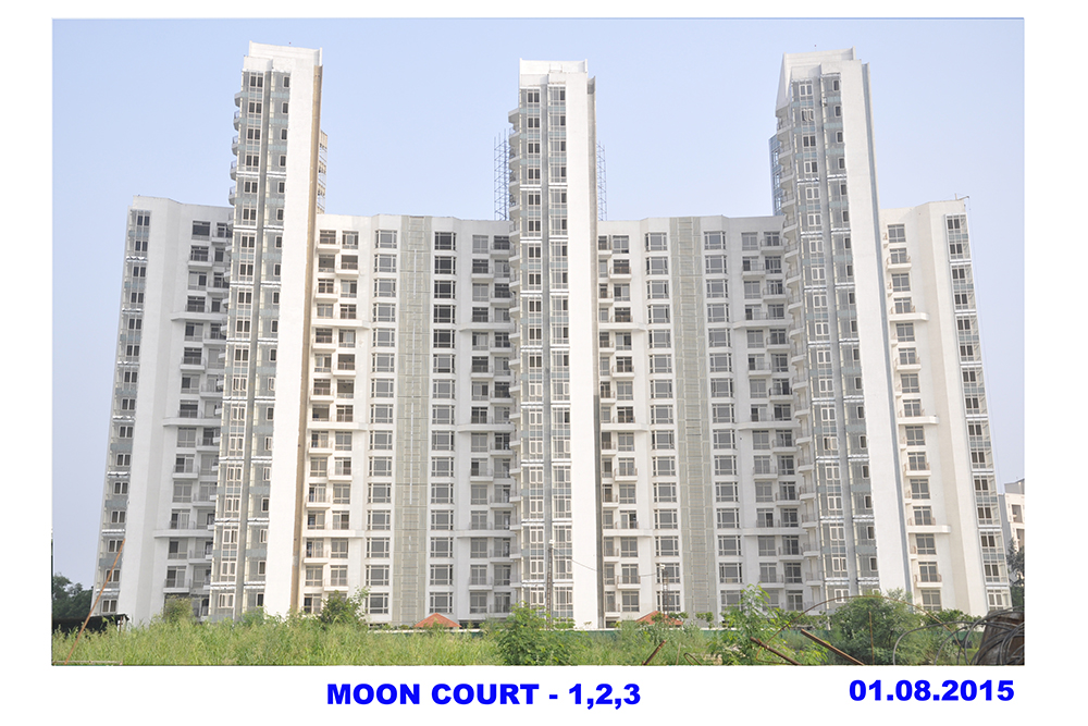 Moon Court Tower - 1, 2 And 3