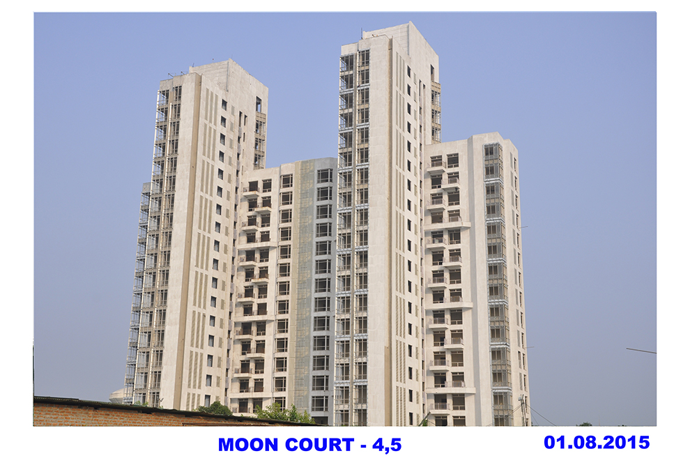 Moon Court Tower - 4 And 5
