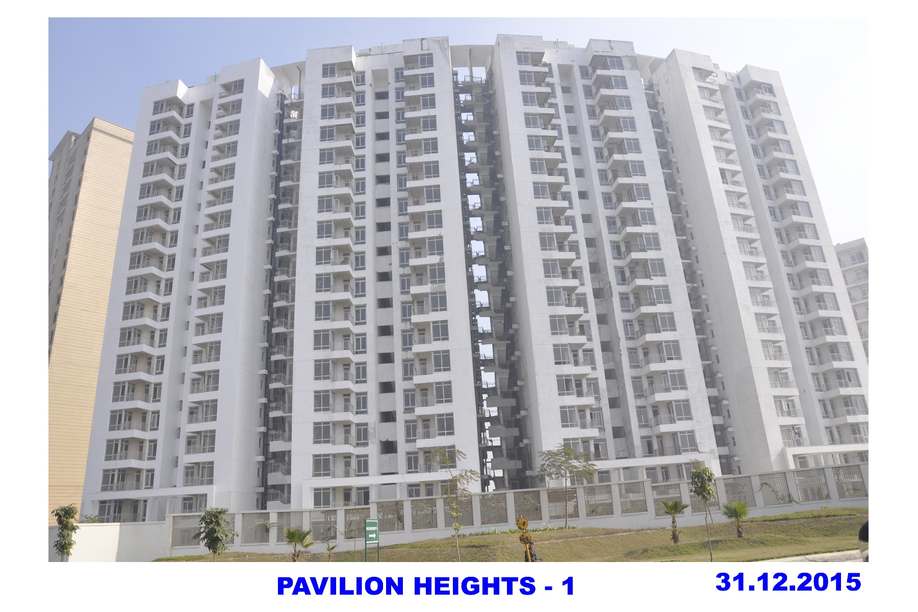 Pavilion Height Tower - 1