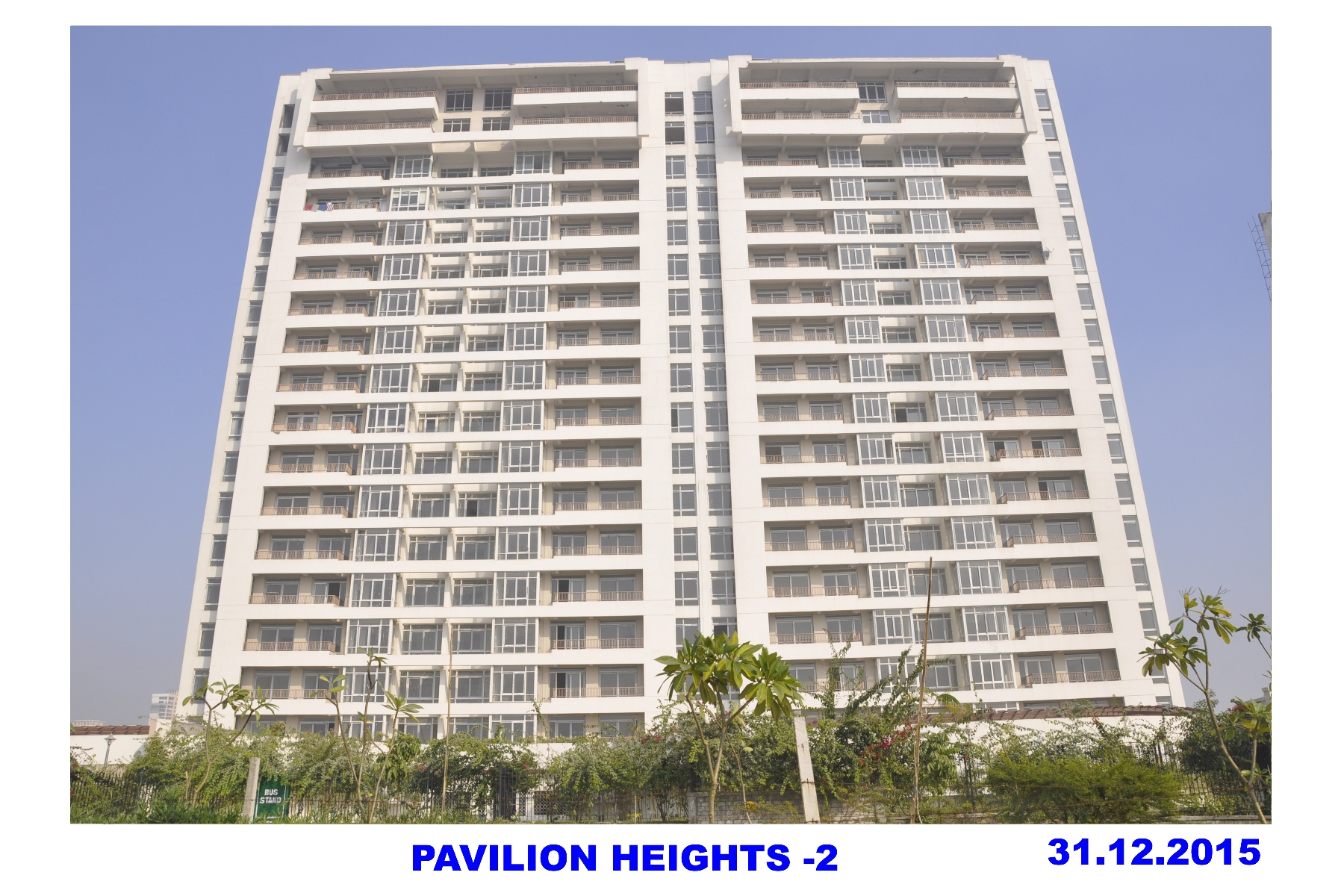 Pavilion Height Tower - 2