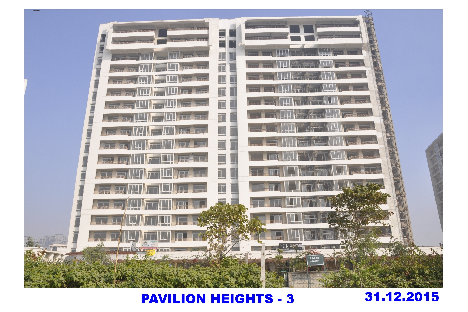Pavilion Height Tower - 3