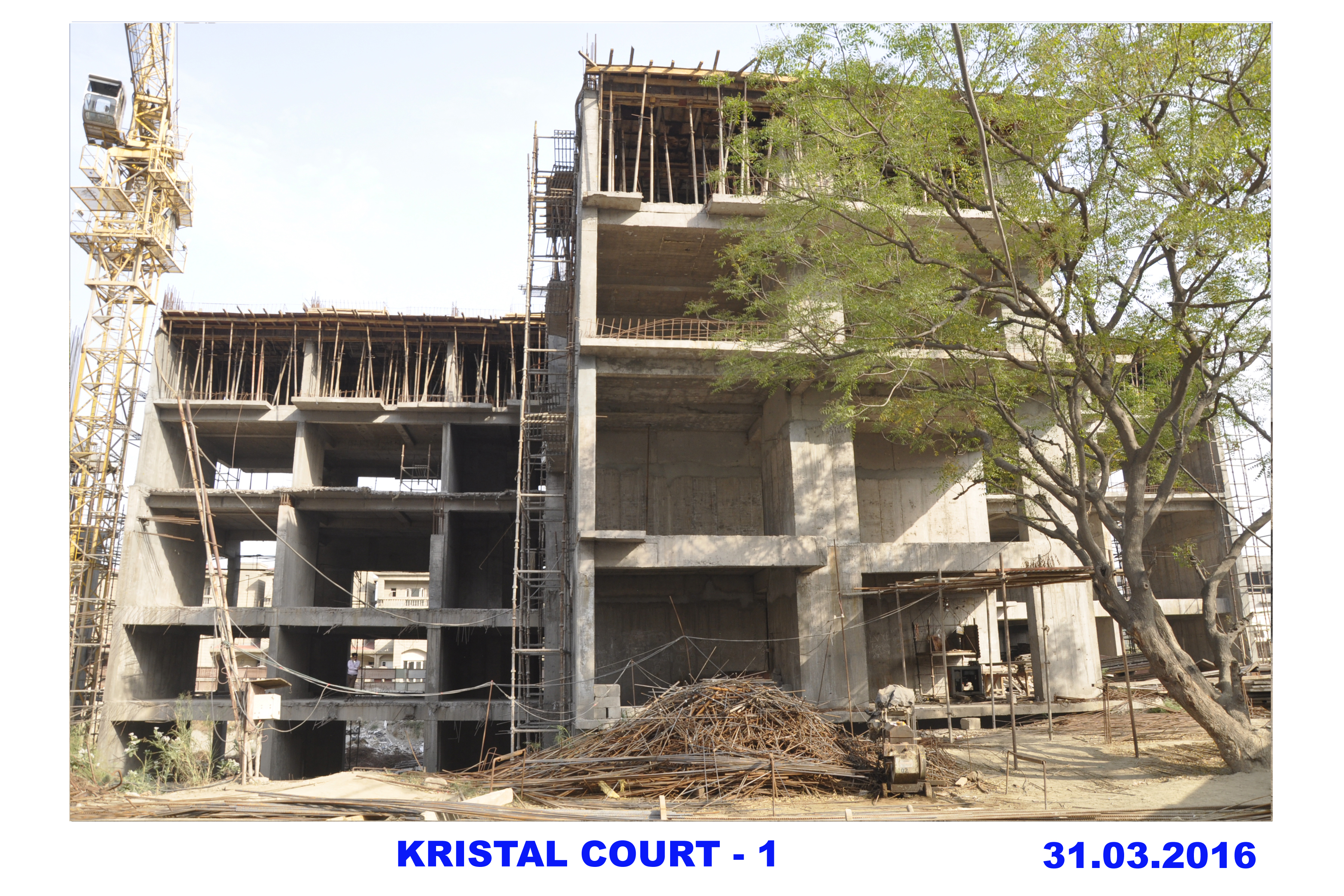 Kristal Court Tower - 1