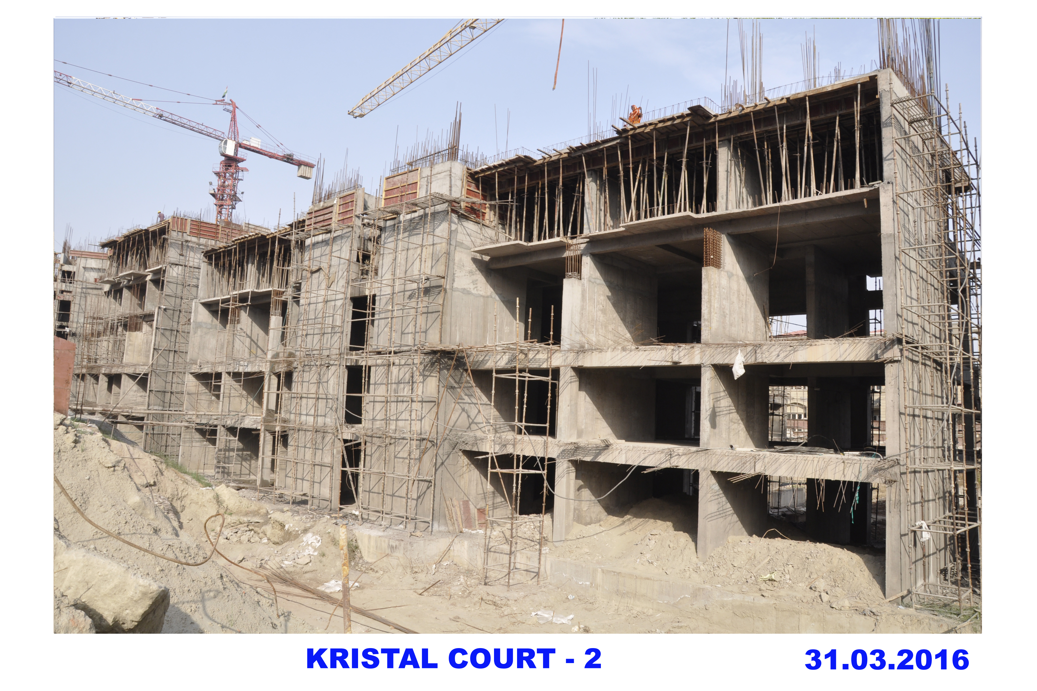 Kristal Court Tower - 2