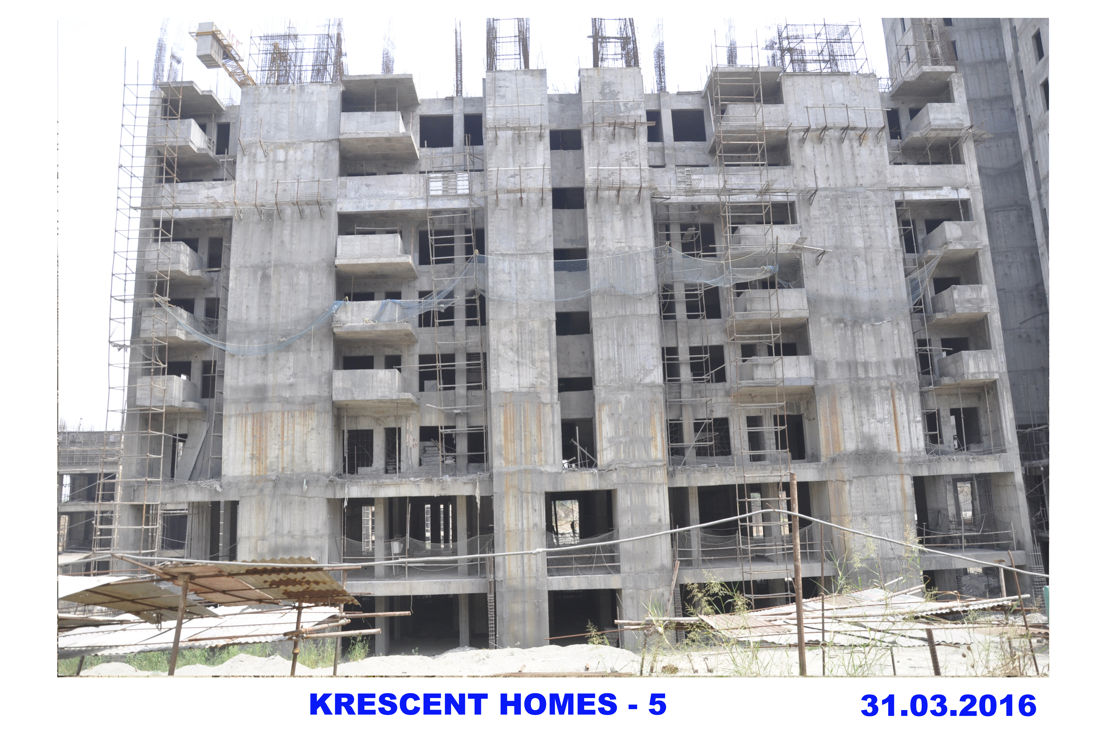 Krescent Homes Tower - 5
