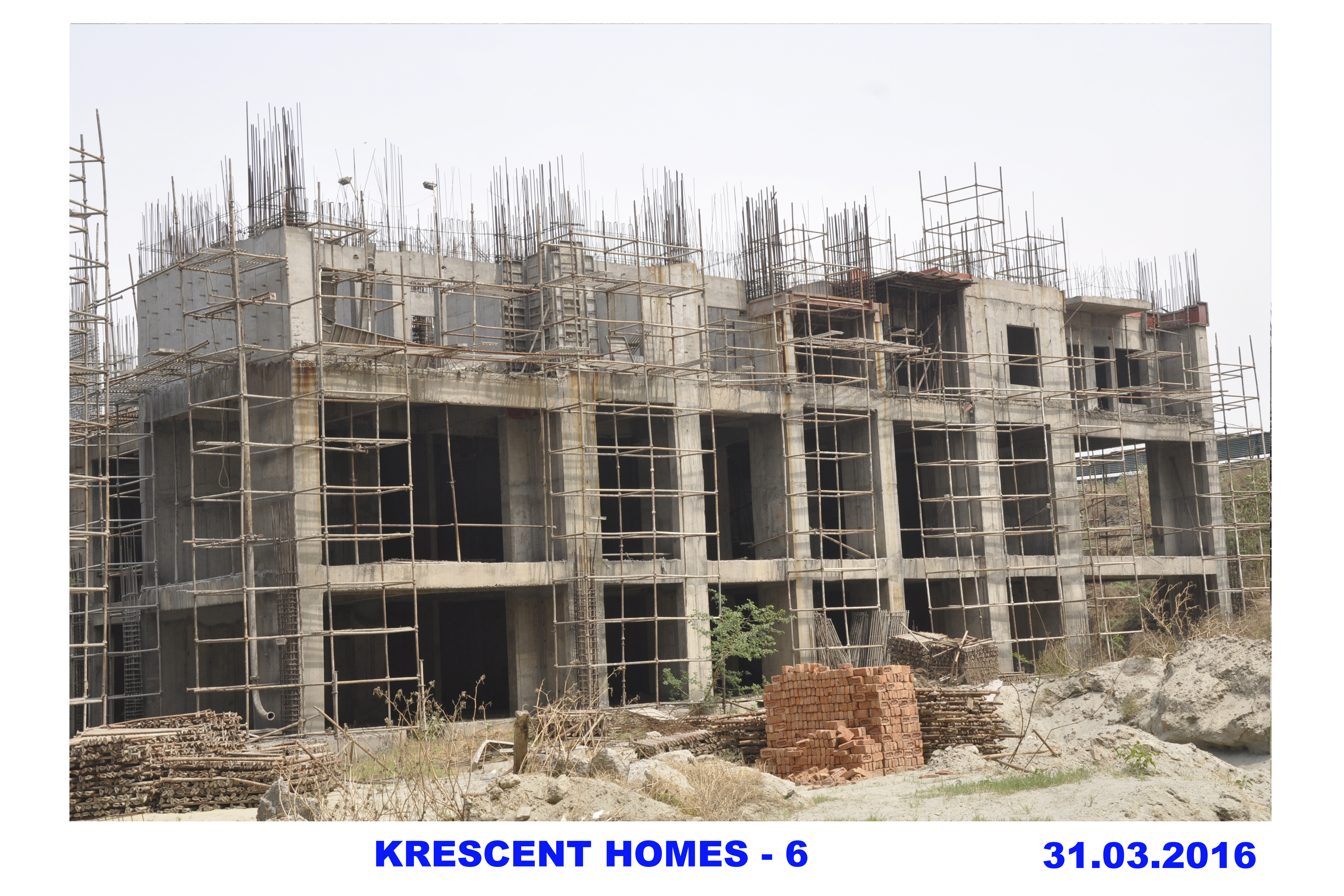 Krescent Homes Tower - 6