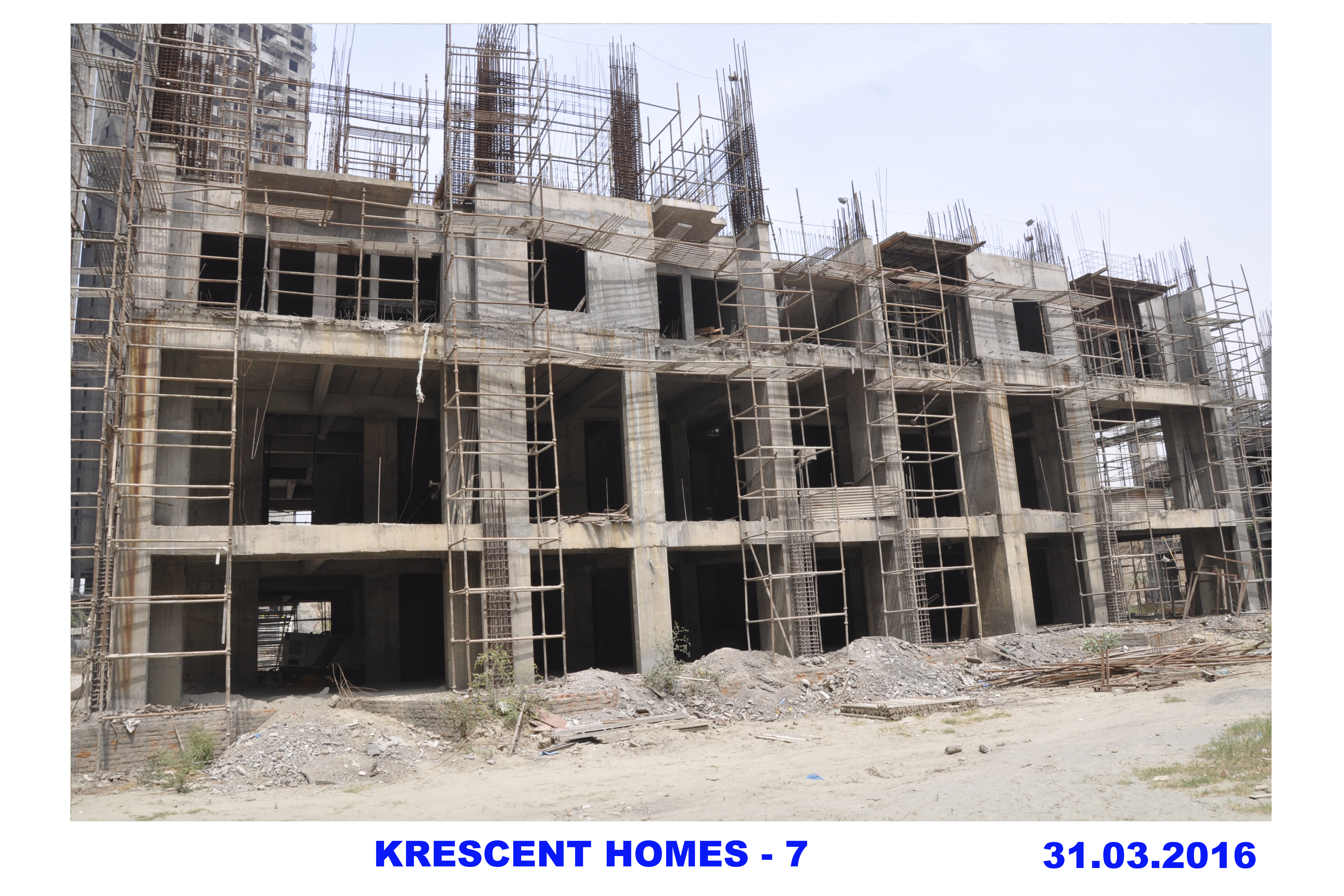 Krescent Homes Tower - 7