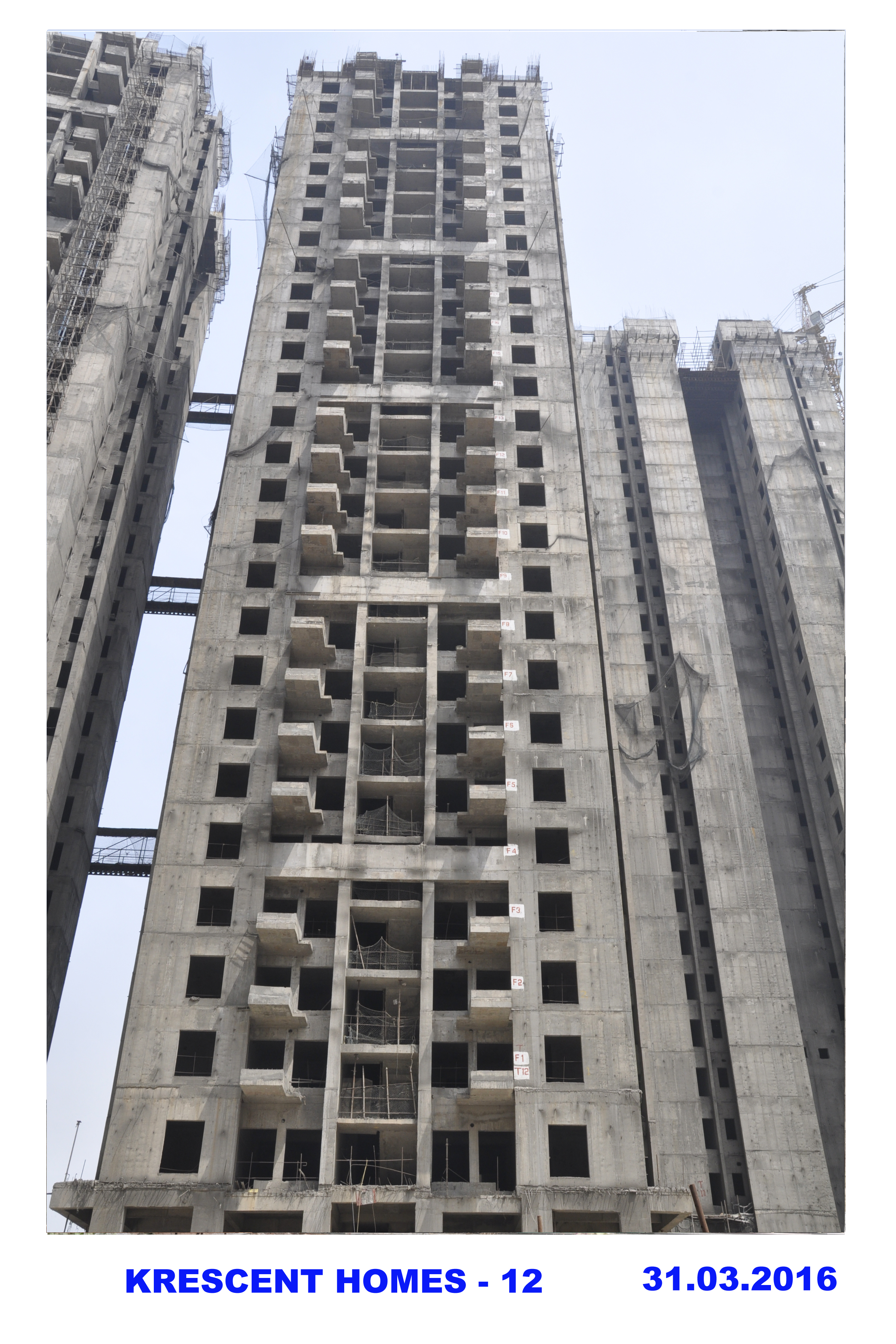 Krescent Homes Tower - 12