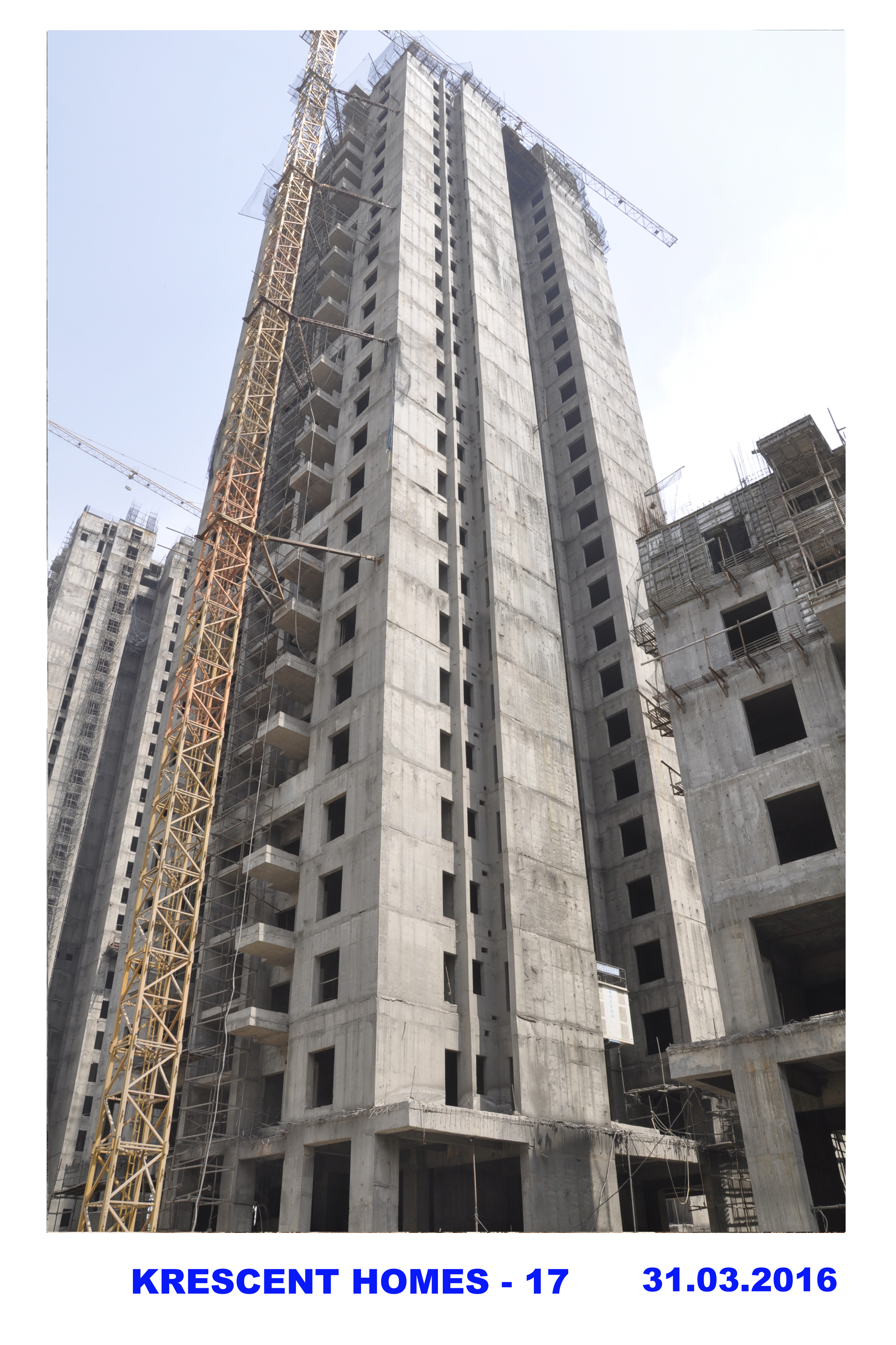 Krescent Homes Tower - 17