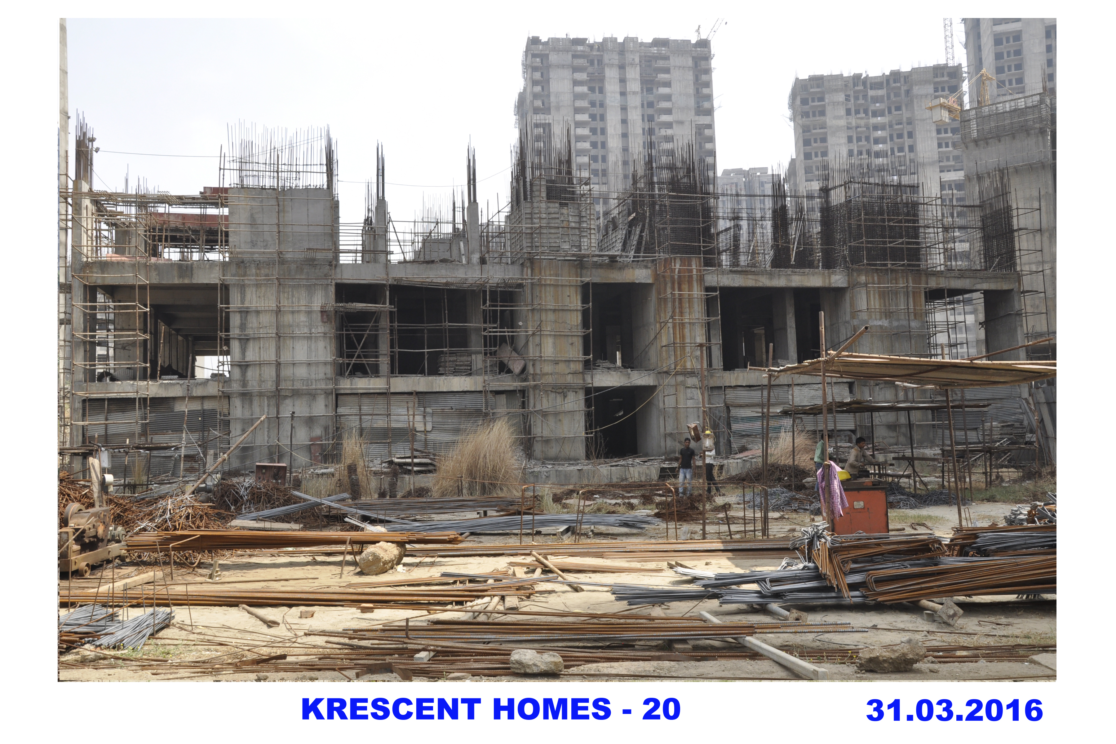 Krescent Homes Tower - 20