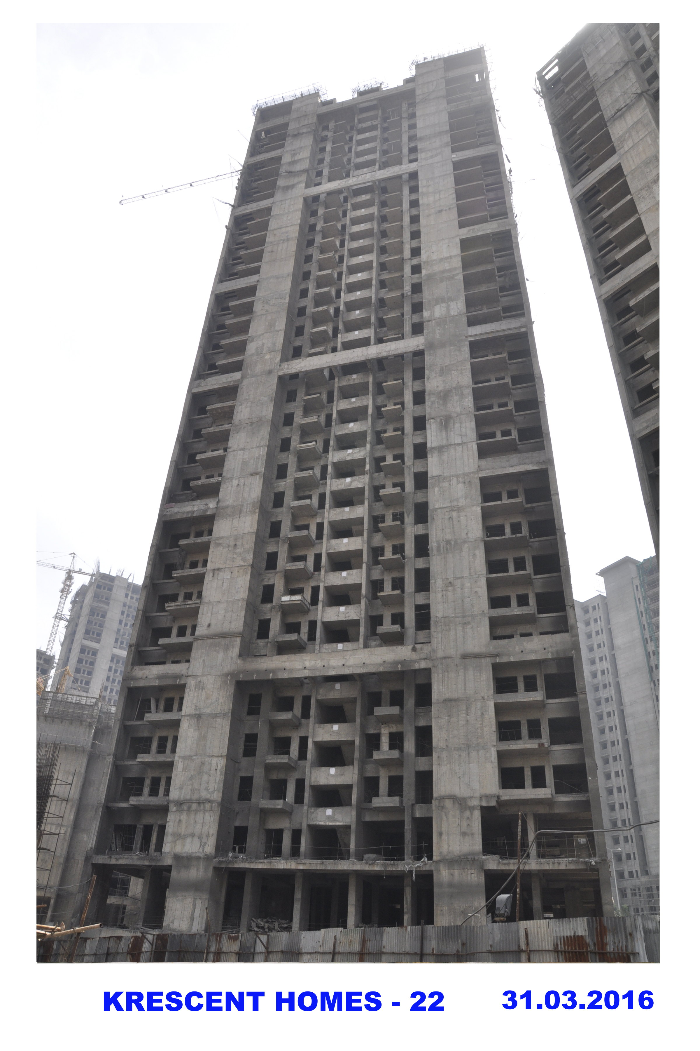 Krescent Homes Tower - 22