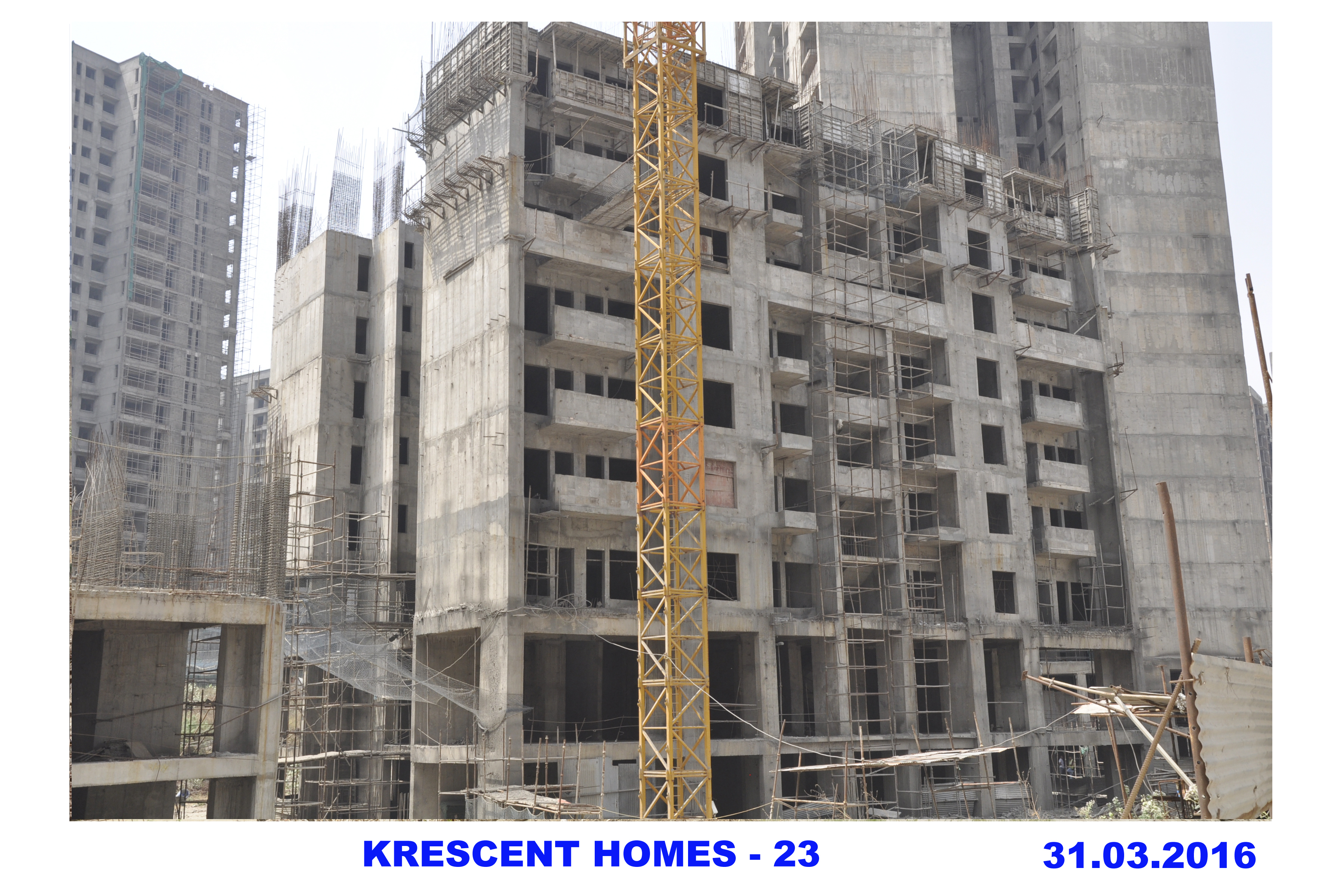 Krescent Homes Tower - 23