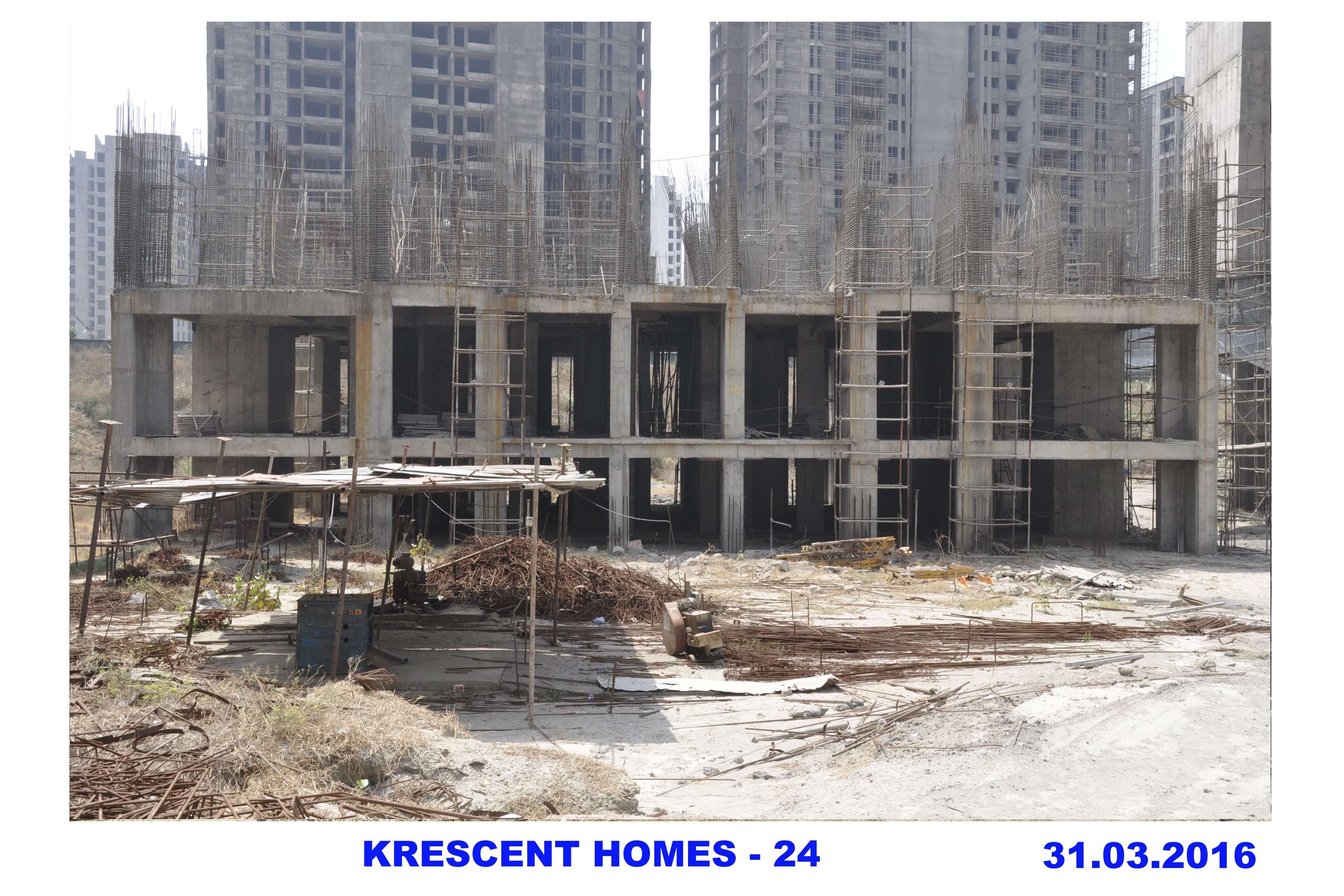 Krescent Homes Tower - 24