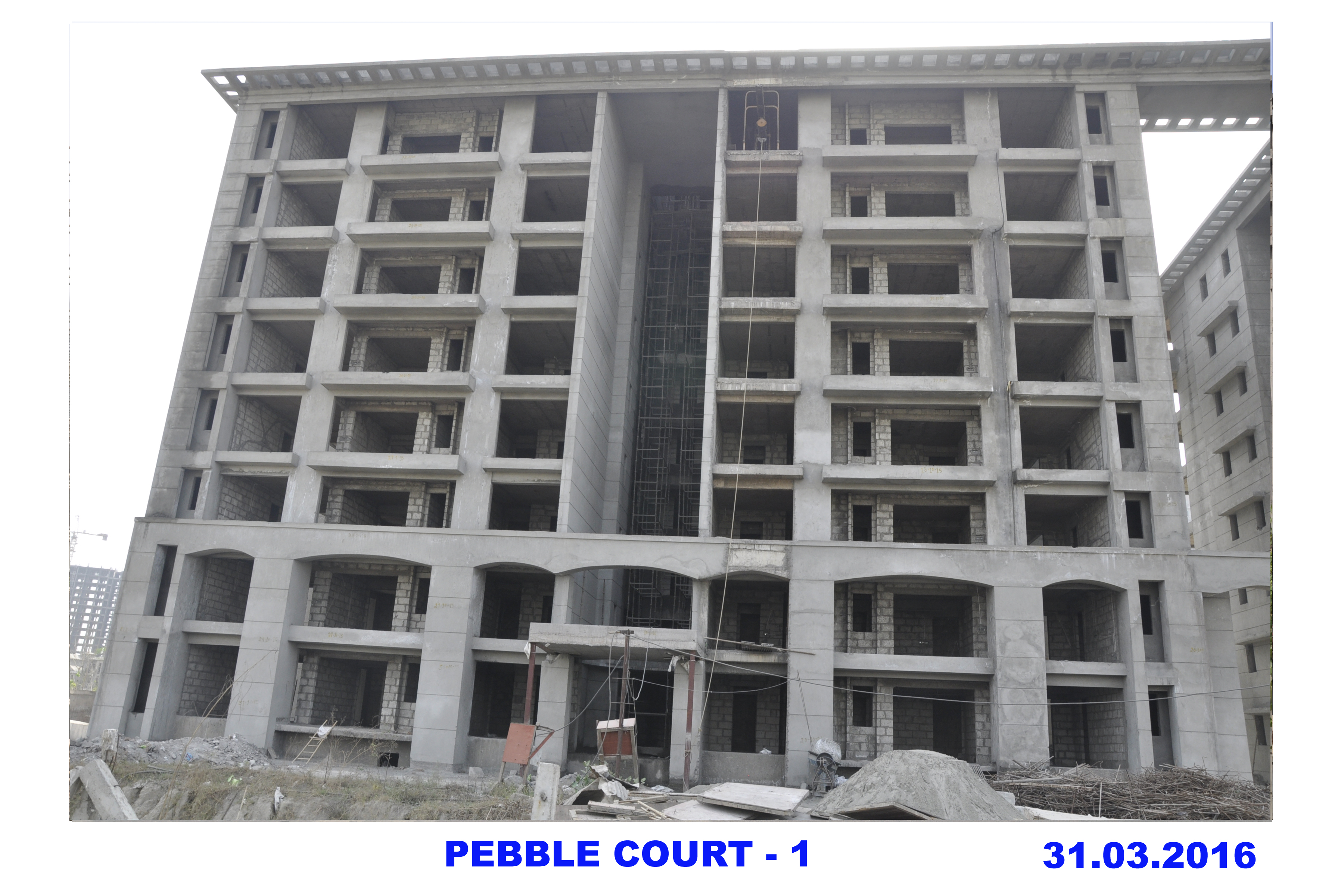 Pebble court Tower - 1