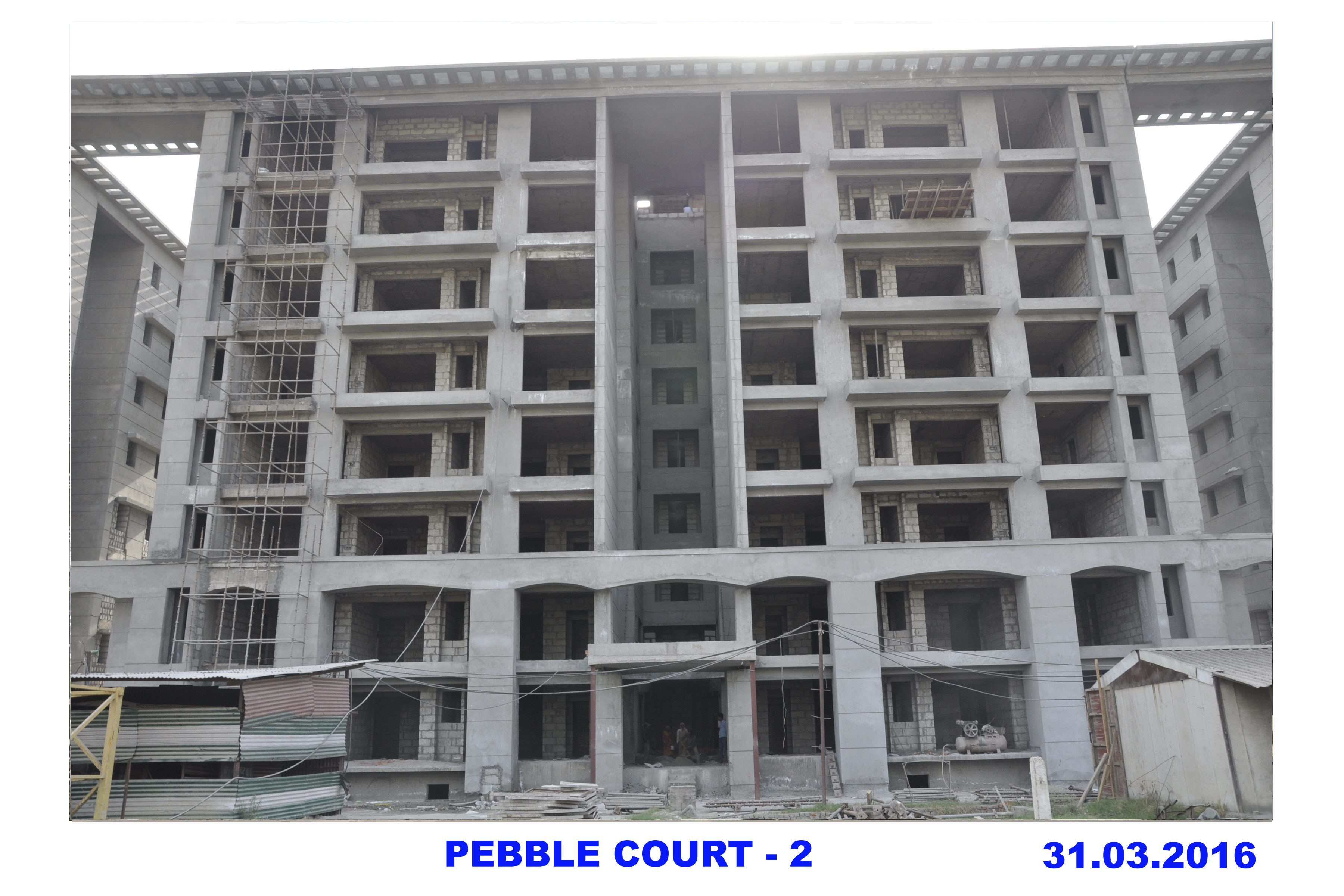 Pebble court Tower - 2