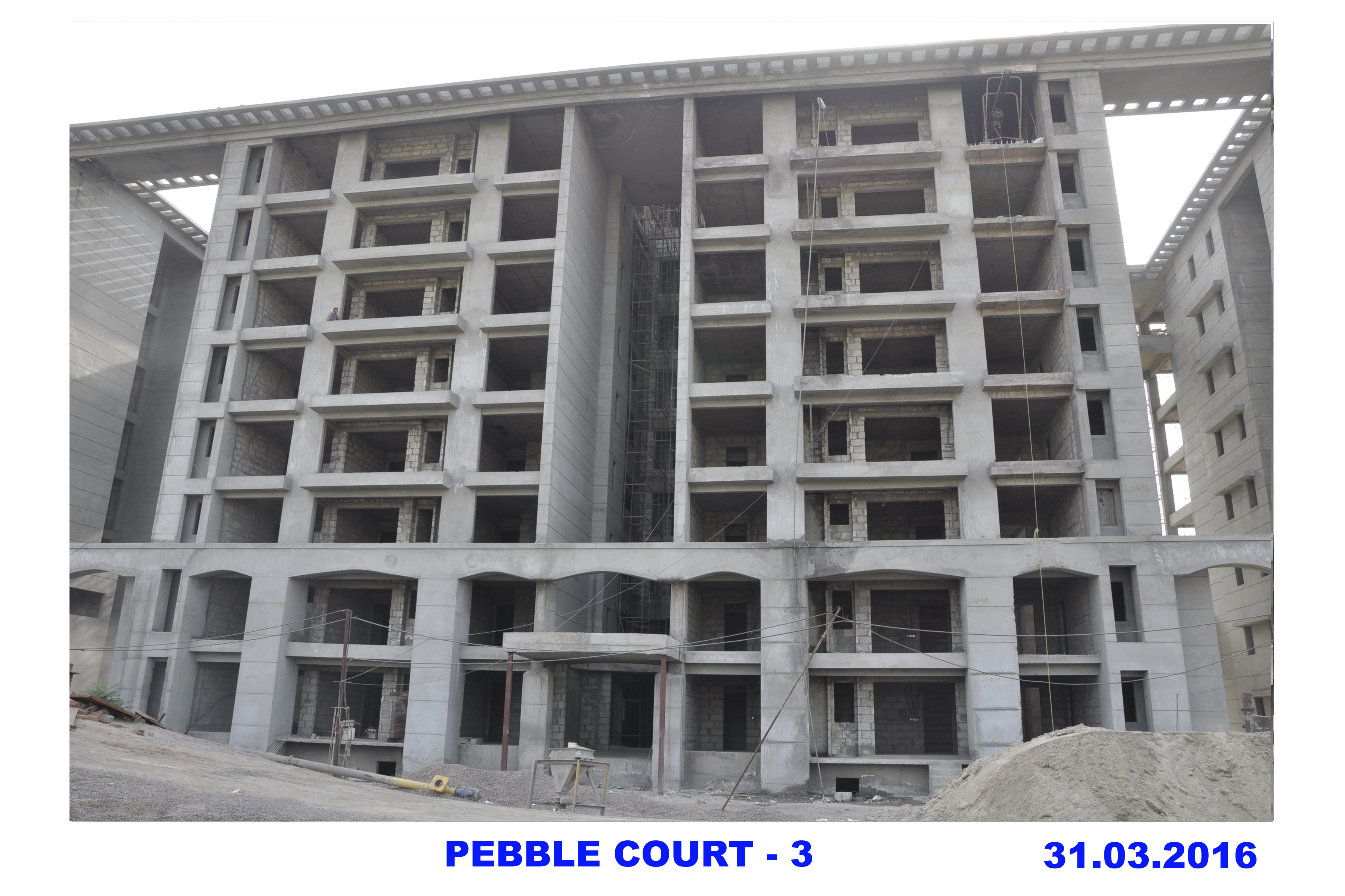 Pebble court Tower - 3