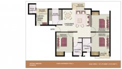 3-BHK+Worker_1310 Sq.Ft.Type-5
