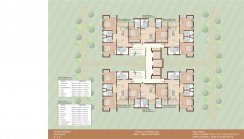 Floor PLAN Block B-duster-plan