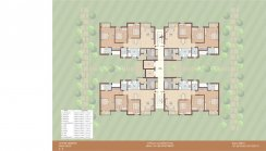 Floor PLAN Block D8-cluster-plan