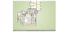 2BHK-Pent-House-Upper-Level Type-2