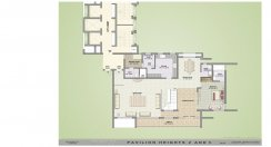 3BHK-Pent-House-Lower-Level Type-1