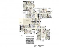 Imperial Court Floor Plans- First floor plan