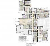 Groud floor plan