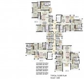 Type floor plan-1