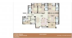 4 BHK+worker- 2340 sq ft