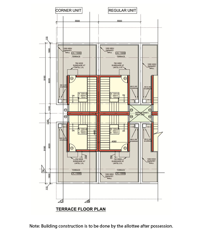 Jaypee Tanishq Square Commercial Property (office