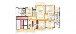 Fourth Floor - 3BHK